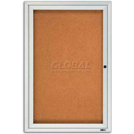 1 Door Non-Illuminated Enclosed Boards