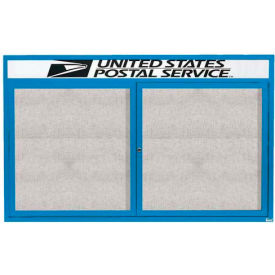 2 Door Non-Illuminated Enclosed Boards With Header