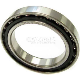 NACHI Super Precision Angular Contact Ball Bearings, Single Row