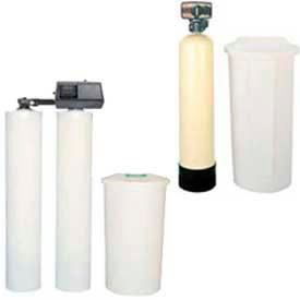 Single Multi Tank Water Softeners