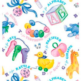 Baby/Juvenile Gift Paper