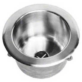 Just Manufacturing Round Cup Sinks