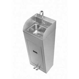 Just Manufacturing Hand Sinks