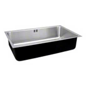 Just Manufacturing Undermount Sinks With Drain & Overflow