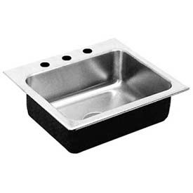Just Manufacturing Single Compartment Drop-In Sinks