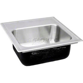 Just Manufacturing ADA Single Compartment Drop-In Sinks