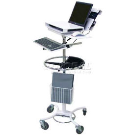 Omnimed® Mobile Computer Carts