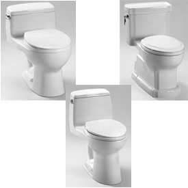 TOTO® One-Piece Toilets