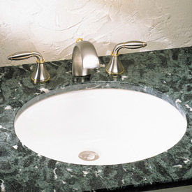 Undermount Lavatory Sinks