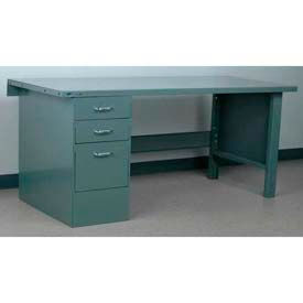 Stackbin Pedestal 3 Drawer/Open Leg
