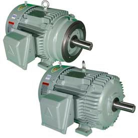 Hyundai General Purpose T-Frame Motors, Three Phase, TEFC
