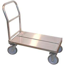 Prairie View Industries Heavy Duty Aluminum Platform Trucks