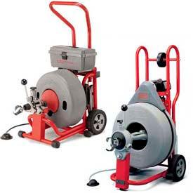 RIDGID® Drum Machines