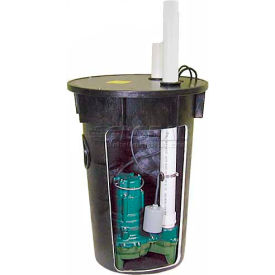 Sewage Pump Systems