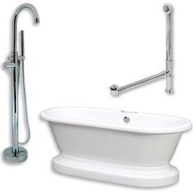 Cambridge Plumbing Bathtub & Faucet Sets