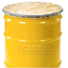 Protective Lining Corp. Elastic Polyethylene Drum Cover