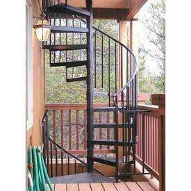 Spiral Staircase Kit (9'-6 1/2