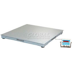Heavy Duty Digital Low Profile Pallet Scales 5,000 & 10,000 Lb Capacity