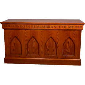 Imperial Woodworking Inc. Closed Communion Tables