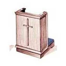 400 Series Prayer Desk