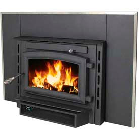 Wood & Pellet Stove Heater Fireplace Inserts