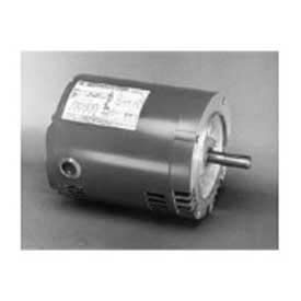 Marathon Motors Metric Motors, 3 Phase, DP, C-Face Footless Mount