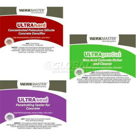 WerkMaster™ Densifiers, Sealers & Etchers