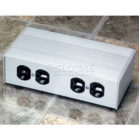 Wiremold RC91GHBTC & RC92GHBTC Series Fire Rated Poke-Thru Boxes