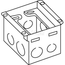 Wiremold 880W Series Floor Boxes