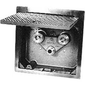 Zurn Encased Vari-Temp Hot & Cold Comnination Wall Hydrants
