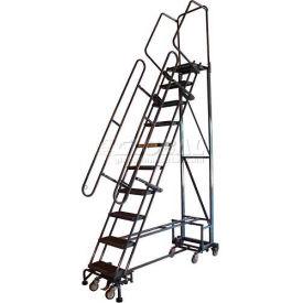 Navigator All-Directional Steel Safety Rolling Ladder