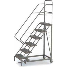 Customizable Safety Angle Rolling Ladders