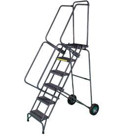 Fold-N-Store Steel Rolling Ladders
