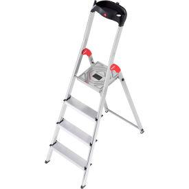 Hailo Aluminum Folding Step Ladders
