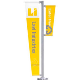 Lavi Industries - In-Line Custom Fabric Banners