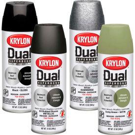 Krylon Dual Paint & Primer Paints