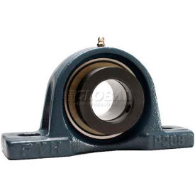 FYH Normal Duty Pillow Block Mounted Ball Bearings W/Eccentric Collars