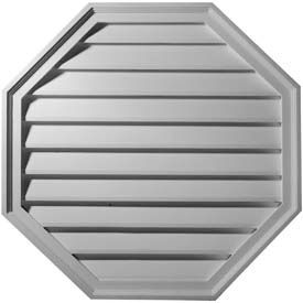 Ekena Gable Vents & Louvers - Octagon, Peaked, Triangle & Vertical