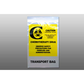 Chemo Transfer Reclosable Bags