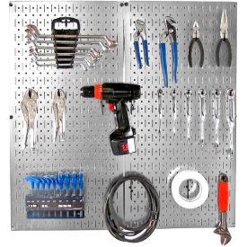 Wall Control-Pegboard Tool & Storage Kit