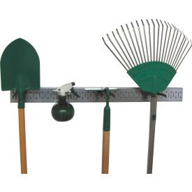 Wall Control- Pegboard Garden Tool Organizer Kit
