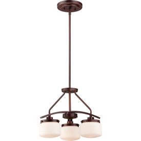 Nuvo Lighting Transitional Chandelier