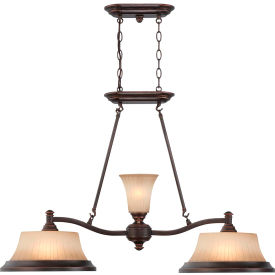 Nuvo Lighting Transitional Trestle Fixtures