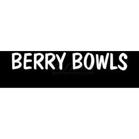 Berries Grocery Signs