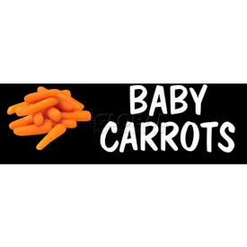 Carrots & Celery Grocery Signs