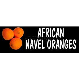 Oranges & Citrus Grocery Signs