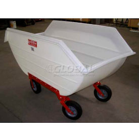 Poly-Tuf® Tapered Polyethylene Tilt Carts