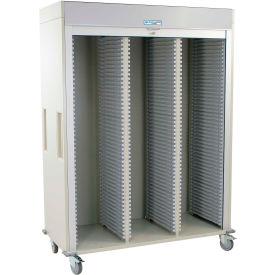 Harloff MedstorMax Triple Column Medical Mobile Cabinets