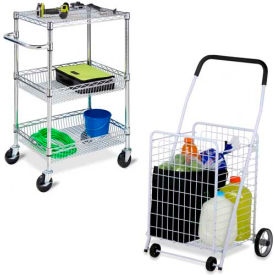 Multi-Purpose Wheeled Carts