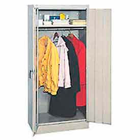 "Campact Wardrobe Steel Cabinet 66"" Height"